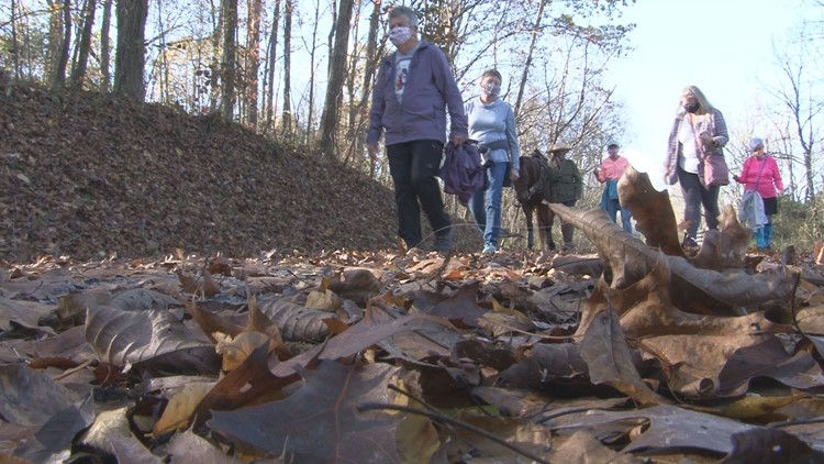 Buddy Check 10: Hiking for Healing navigates new paths during pandemic