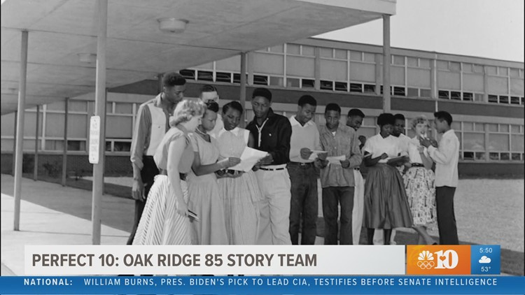 Perfect 10: Oak Ridge 85 story team