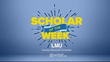 Katie Holt - Scholar of the Week 9/5