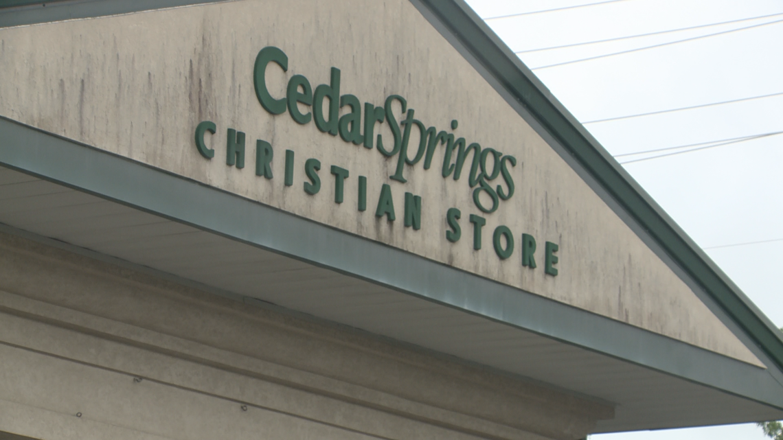 Cedar Springs Christian Store is not closing