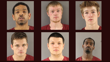 Knox County Grand Jury indicts six suspects in three murder
