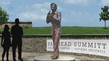 Pat Summitt's hometown to soon unveil statue in her honor