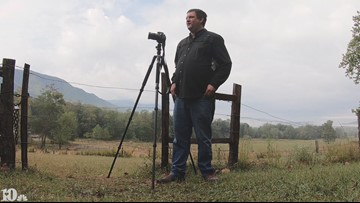 Photographer teaches others to love, experience the Smokies