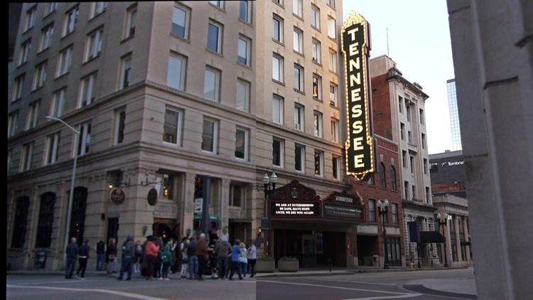 Happy Birthday! Historic Tennessee Theatre turns 93