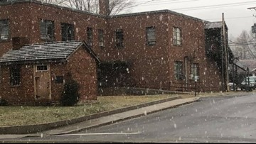 Wintry weather closes school, impacts roads in some parts of East Tenn.