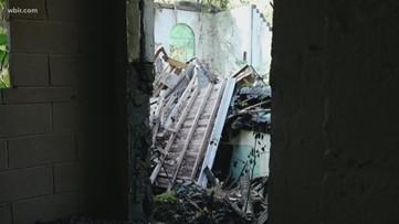 Abandoned Places -  Calderwood Baptist Church