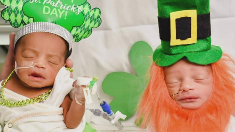 What's Trending: Zoom escaper, Gritty and St. Patrick's Day babies