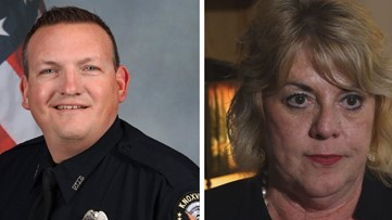 Not the first time: Another woman says former KPD officer harassed her