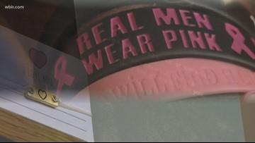 Buddy Check 10: Strong men wear pink
