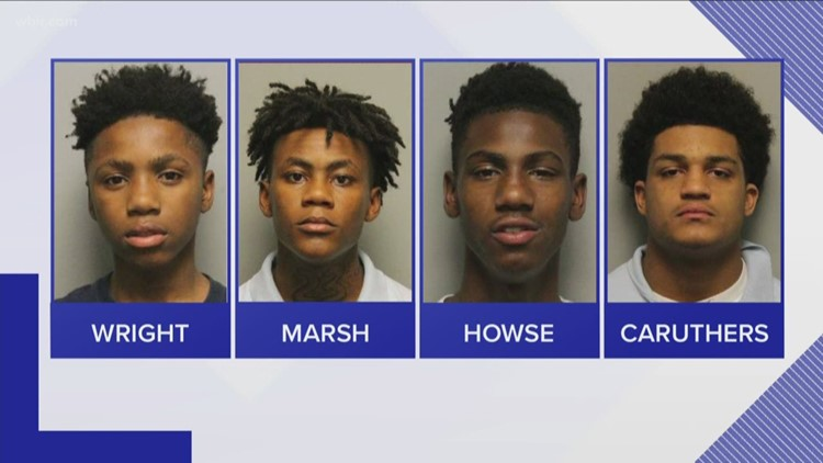 Employees suspended after juveniles escape Nashville facility