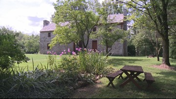 Attend a Jane Austen Regency Tea at Historic Ramsey House