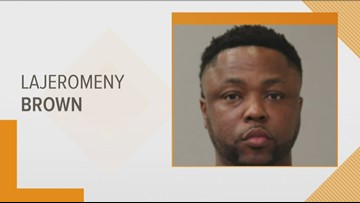 Chattanooga man arrested and charged with murder of Huntsville police officer