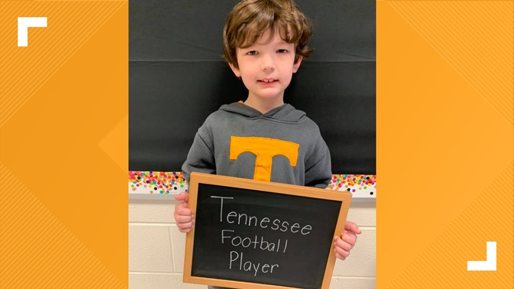 'Words cannot express how amazed we are' | Vol Nation shows support for 8-year-old superfan in Georgia