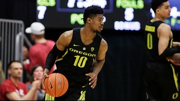 Vols sign Victor Bailey, transfer from Oregon