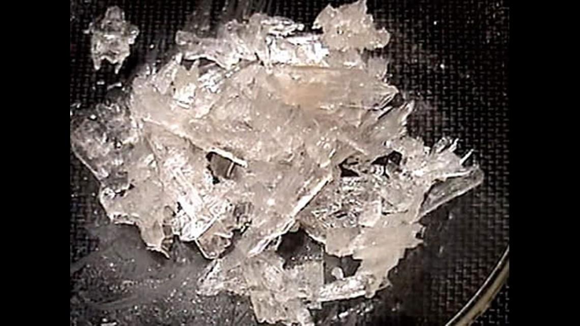 Huge $13 million meth bust with East TN ties | wbir.com