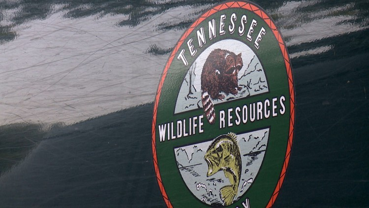TWRA said three juveniles were riding on one inner tube until it hit a bridge pier.