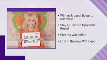 Dolly Parton contest gives fans a chance to meet her at her 50th Anniversary Grand Ole Opry performance