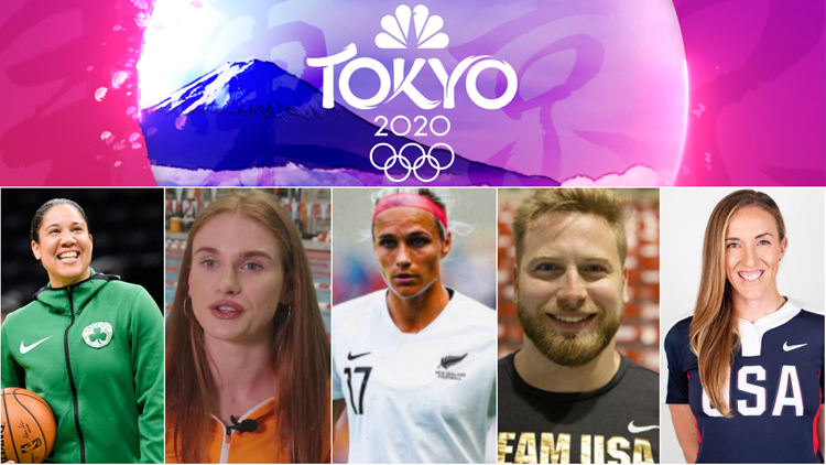 How Vols and Tennessee athletes did in 2020 Tokyo Olympics