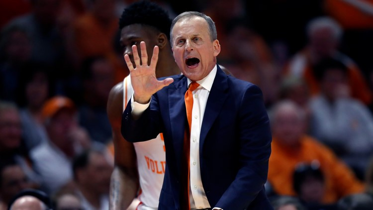 VOTE! Rick Barnes is a finalist for Naismith Trophy Coach of the Year & you can help him win!