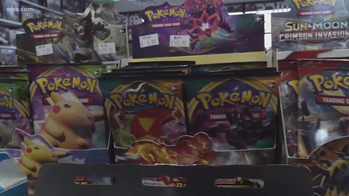 Pokemon popularity in the pandemic