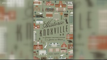 New book offers interesting facts about Knoxville