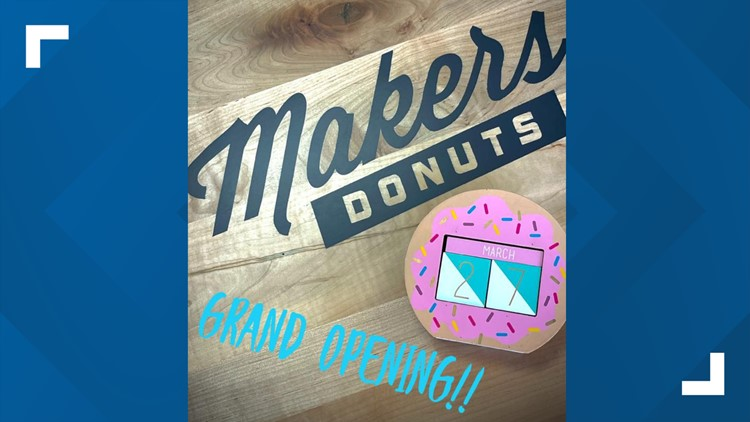 Donut miss it! | Makers Donuts grand opening set for March 27
