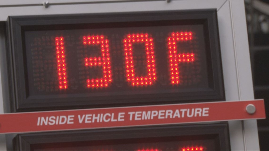 139 degrees in 25 minutes: Children's Hospital experts educate community on hot car dangers