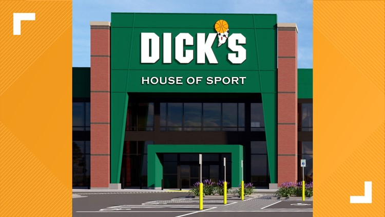VFLs makes appearance for grand opening of Dick's House of Sport at West Town Mall