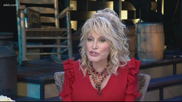 Dolly Dishes about a super busy year coming up