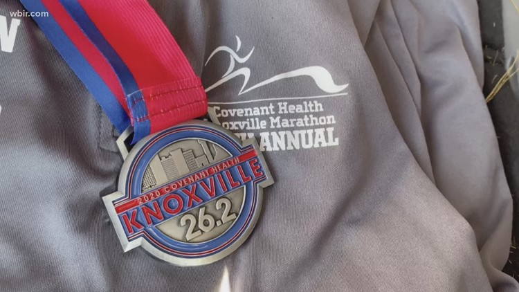 2020 Virtual Covenant Health Knoxville Marathon to have a super swag bag