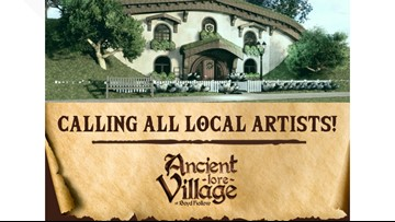 Ancient Lore Village to host local art events