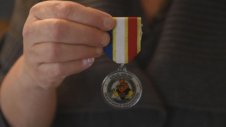 DARE Medal