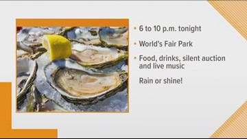 Oysterfest to serve up seafood for a good cause