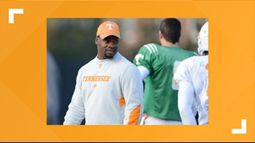 Tennessee hires VFL Jay Graham as running backs coach