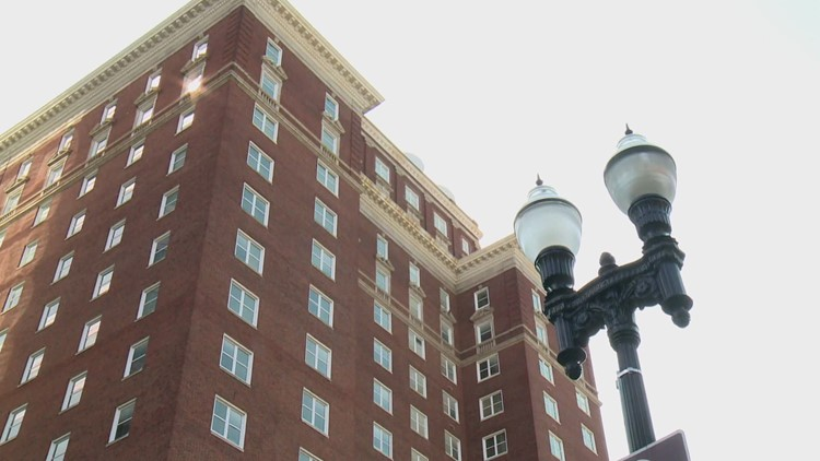 Andrew Johnson Building to be turned into micro-apartments before converting into hotel