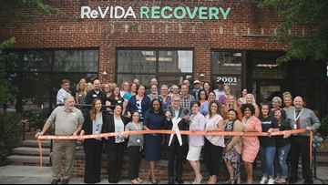 ReVIDA Recovery opens, forms partnership to reduce babies born drug-dependent