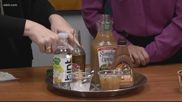 Simple fall drinks to make for your next party