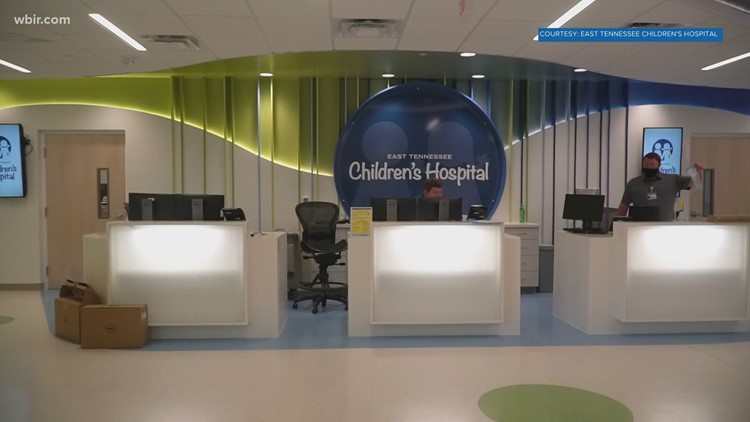 East Tennessee Children's Hosptial doctors urge checkups with kids after COVID-19