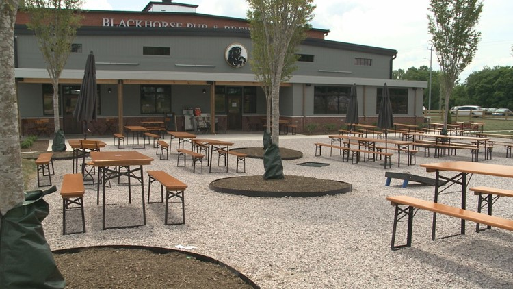 Blackhorse Brewery opens Alcoa location