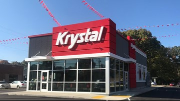 New kind of Krystal coming to Knoxville