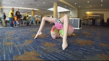Unusual acts at the America's Got Talent auditions in Knoxville