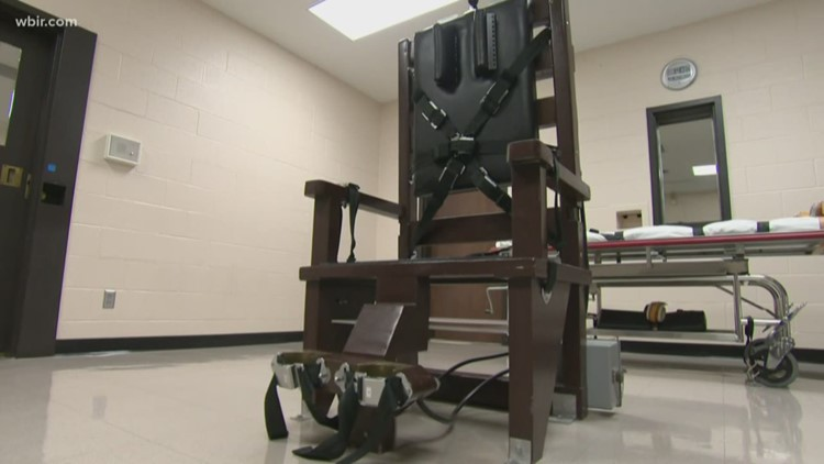 Sutton to die by electric chair Thursday night