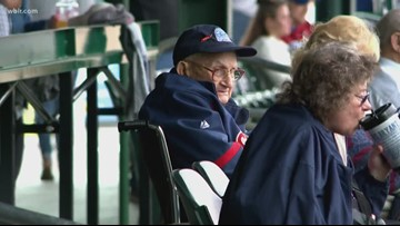 Smokies superfan dies at age 98