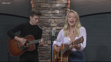 Emily Ann Roberts releasing EP, performs in Pigeon Forge