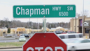 10Investigates: 76 deaths on Chapman Highway since 2005
