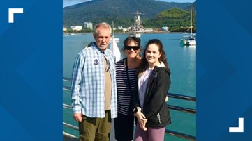 'I have hope' | East Tennessee mom uneasy as family's cruise waits to dock