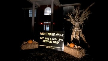 Pay It Forward: A haunted house for a good cause