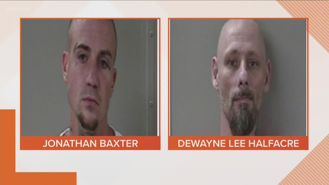 Escaped Murfreesboro inmates now on Top 10 Most Wanted list, TBI said