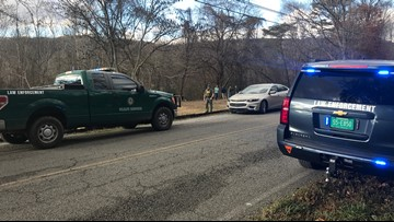 TWRA: Crews recover body of kayaker who died after being trapped under a log in Rhea County