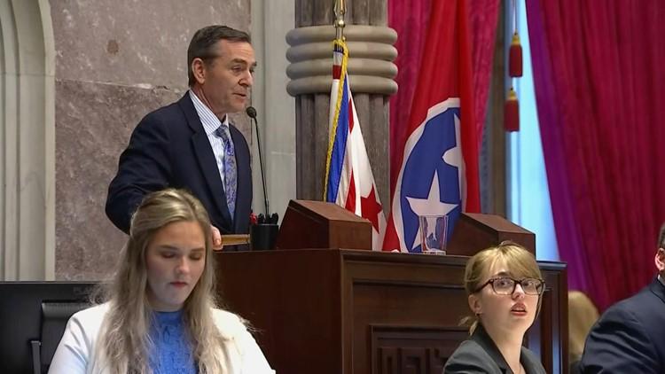 Tennessee House Speaker Glen Casada Republican Franklin